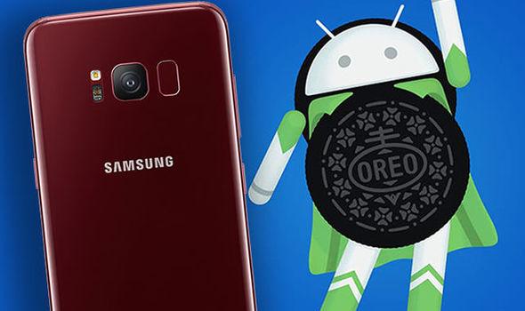 قائمة الهواتف الذكية لشركة Samsung  المعنية بتحديث Android 8.0 Oreo
