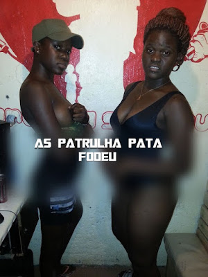 As Patrulha Pata Feat.Dj Janu - Goloza no Sexo (Afro House) Download Mp3