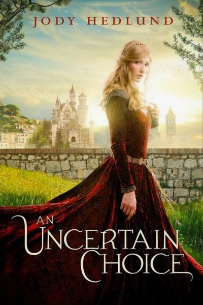 An Uncertain Choice by Jody Hedlund