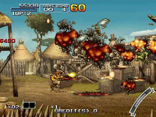Metal Slug 6 Game Free Download Highly Compressed