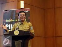 Mendagri Tegaskan Tak Ada Opsi Pemindahan Ibu Kota Di Pemerintahan Jokowi