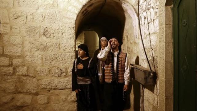 Pembangun Sahur di Yerusalem Ditangkap Polisi Israel