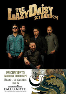 The Lazy Daisy Band