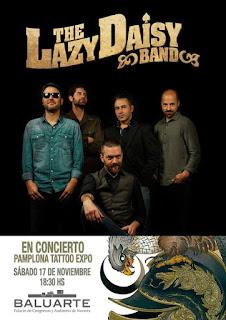 The Lazy Daisy Band
