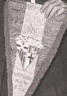Banderín del Grupo de Xadrez de Lisboa