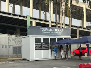 Maracanã Tour - Bilheteria