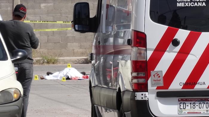 Chihuahua Narcoguerra en pleno: ejecutan a 3 en la 20 Aniversario