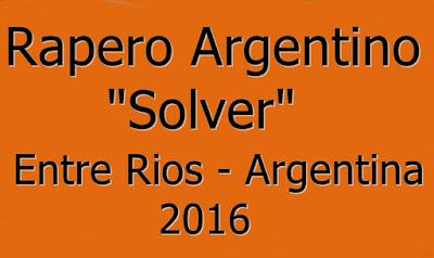 rapero argentino