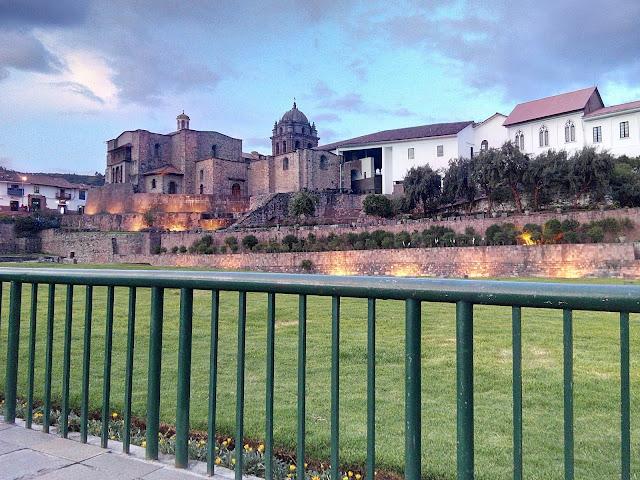 Jardín Sagrado, Coricancha, Cuzco