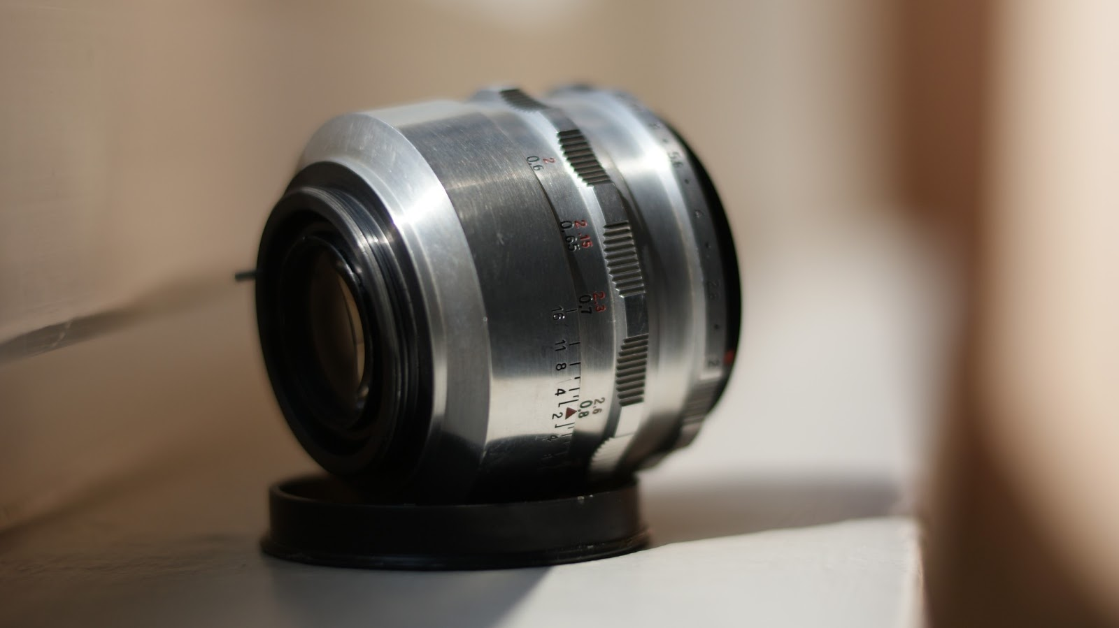 Carl Zeiss Jena Biotar 58mm f/2 M42