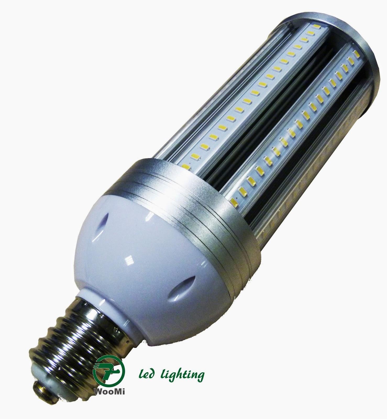 Illuminazione led lampade led retrofit per giardini e for Lampade lunghe a led