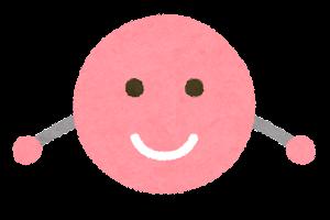丸のキャラクター1