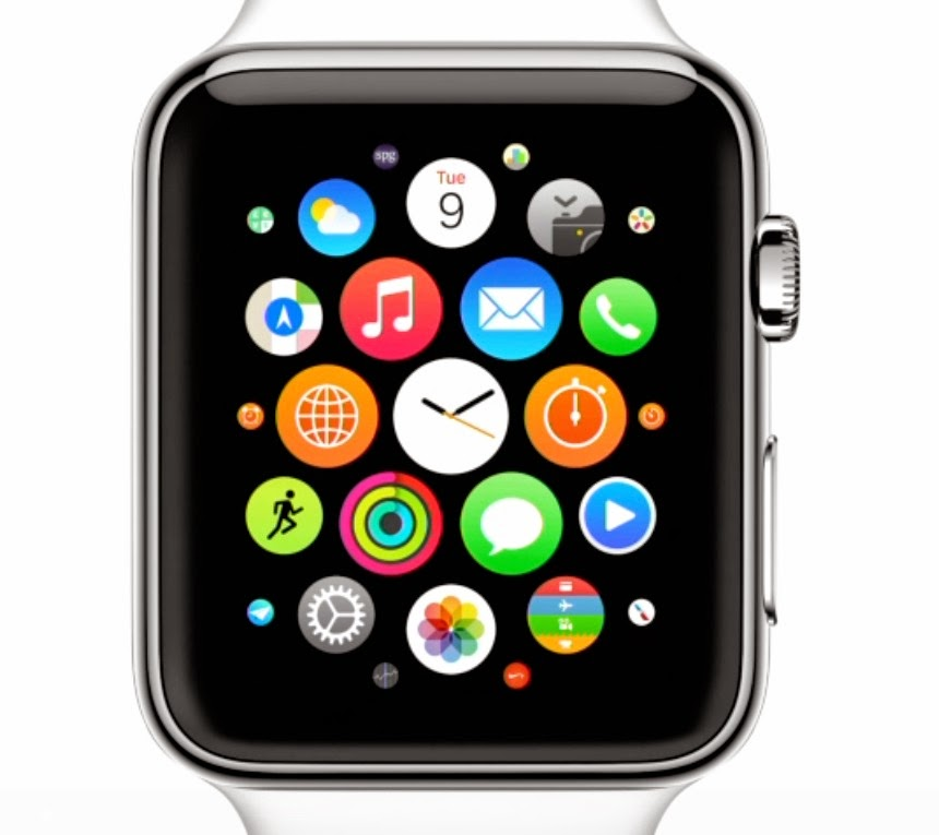Apple iWatch, Apple Watch, smart watch