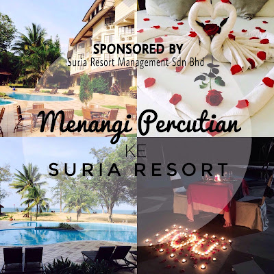 contest menangi percutian ke suria resort