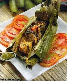 Pepes Ayam Kemangi : pepes, kemangi, Resep, Pepes, Kemangi, Aneka, Masakan
