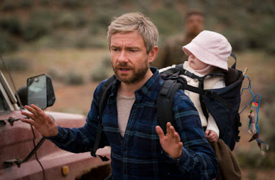 Cargo Netflix Martin Freeman  bilbo  zumbi