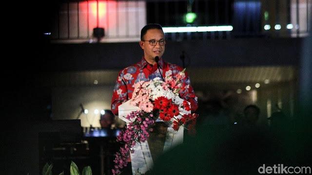 Heboh Potongan Pidato Anies di Lapangan Banteng, Ini Versi Utuhnya