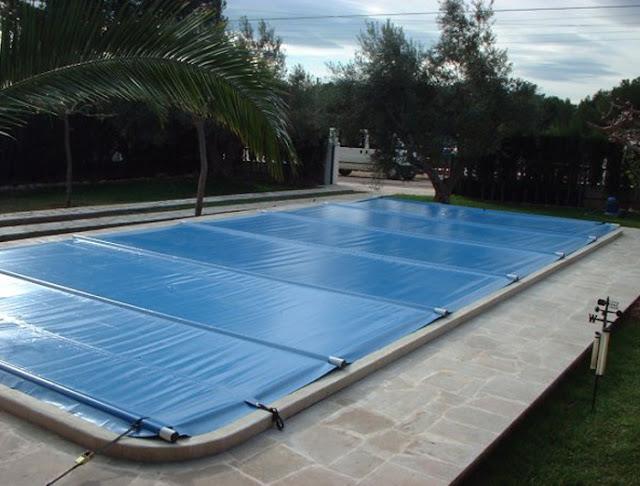 cubierta para piscinas