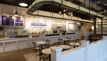 The Milk Shake Factory in Pittsburgh, PA