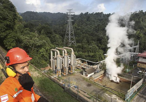 Tinuku Indonesia the largest geothermal producer in the world by 2021