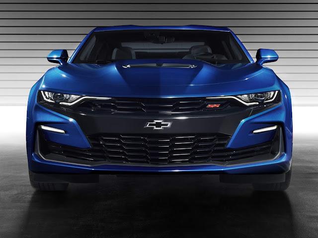 Novo Chevrolet Camaro 2019