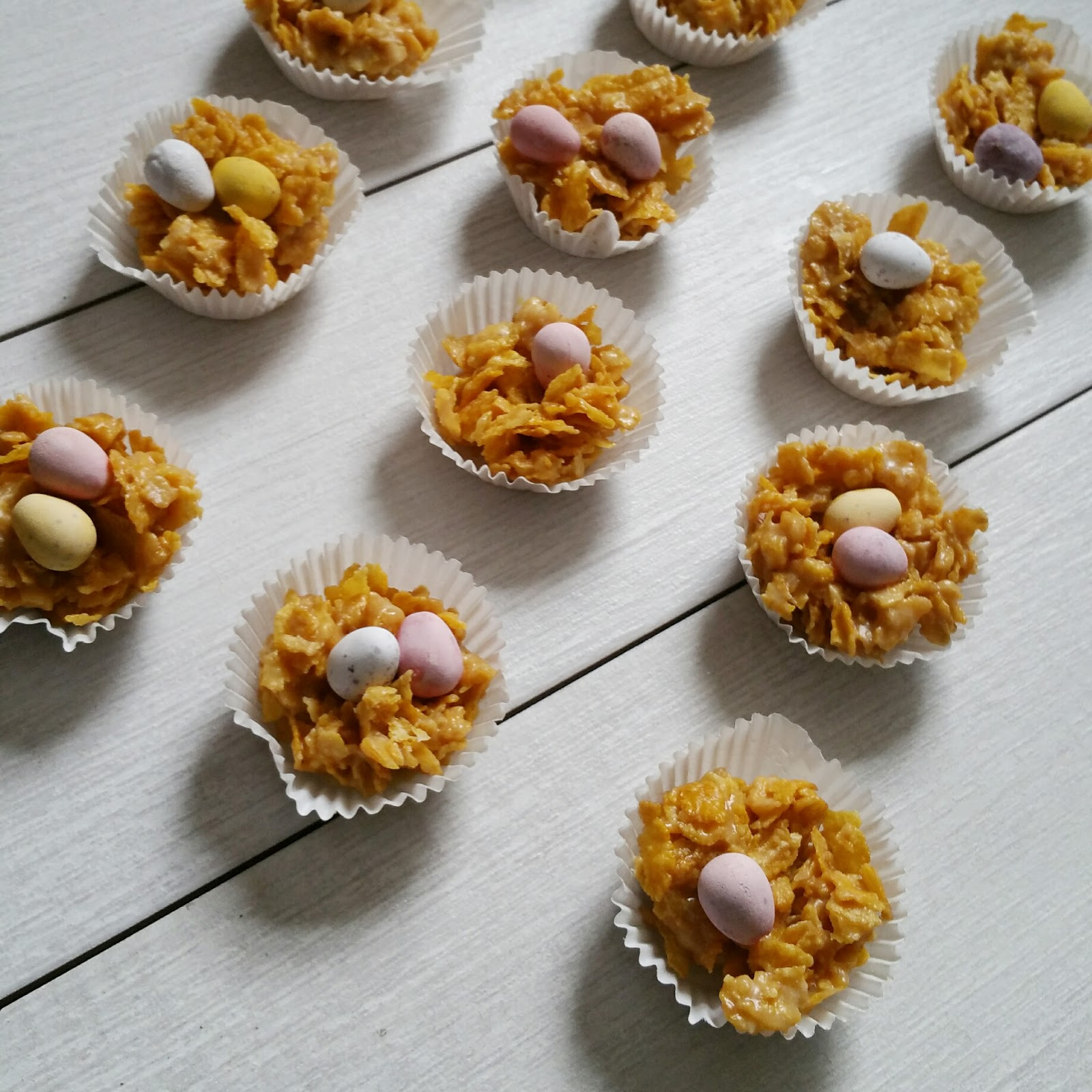 Golden Syrup Cereal Cake Recipe