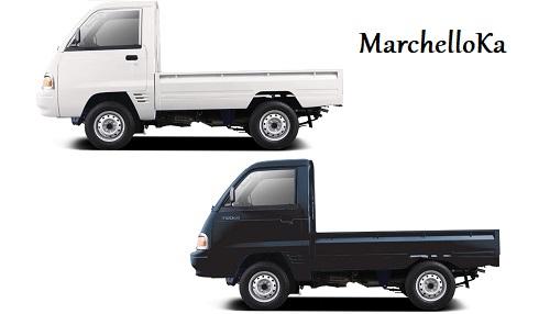 Pickup Mitsubishi