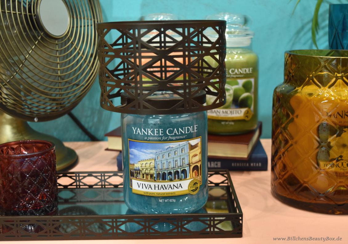 Yankee Candle - Havana - Viva Havana
