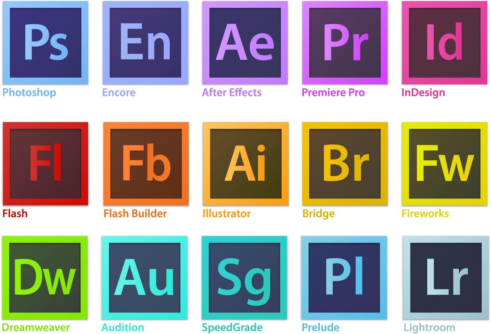تعقيدات Download activate Adobe products