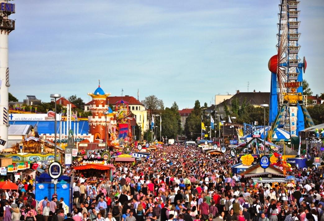 Oktoberfest de Munique - Alemanha