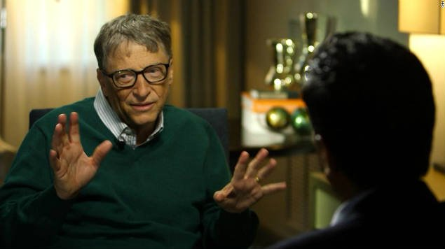 Bill Gates toma como tarea personal combatir e Alzheimer
