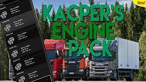 New Edition Kacper's Engine Mega Pack V 3.0