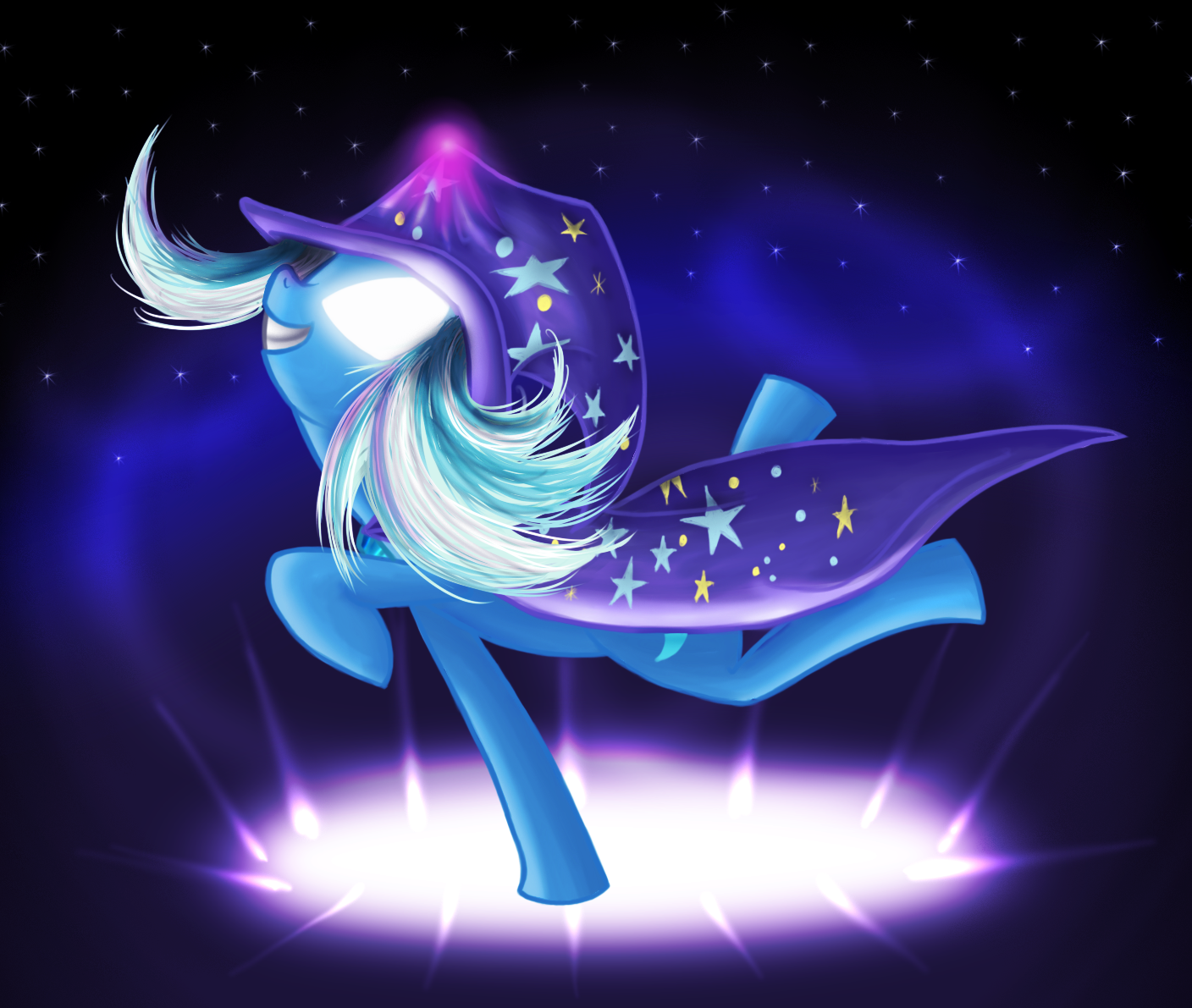 MLP Stuff!: Trixie Confirmed For Cool