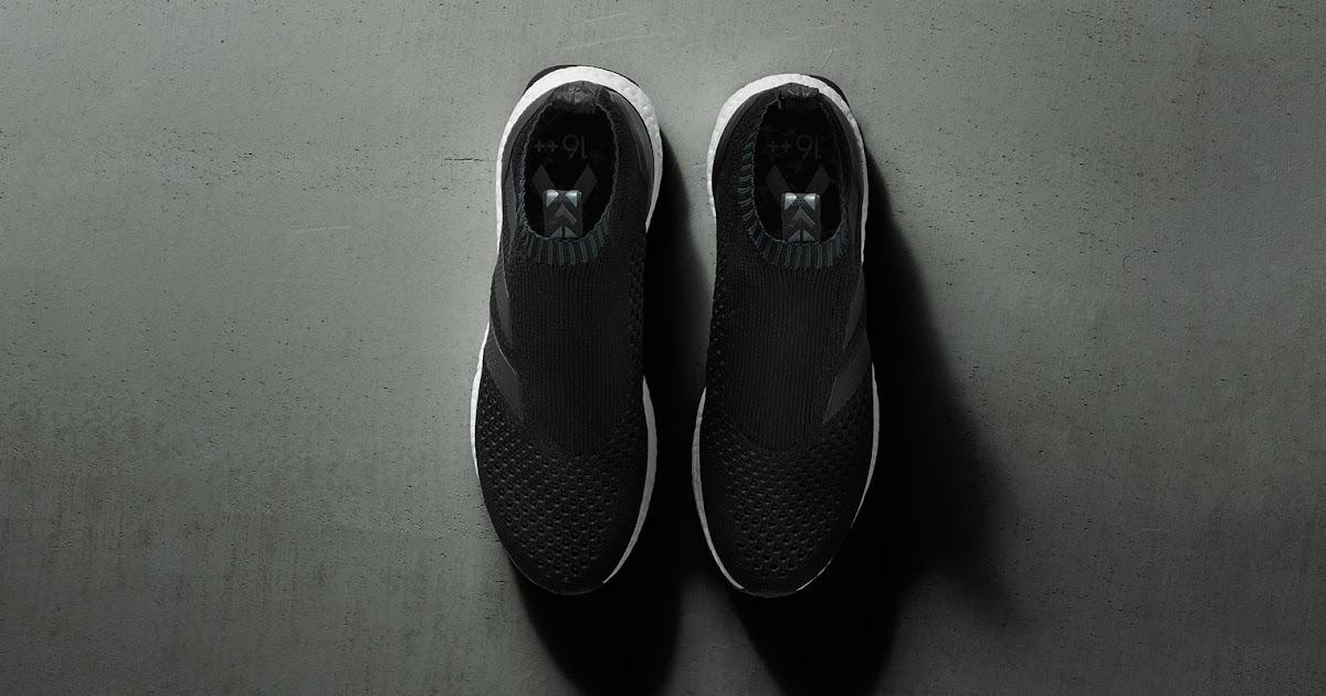 pretty nice 6a1e9 f513b Buy Black Adidas Ace 16+ PureControl UltraBoost Released