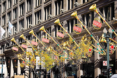 Macy's (Marshall Field's), downtown Chicago