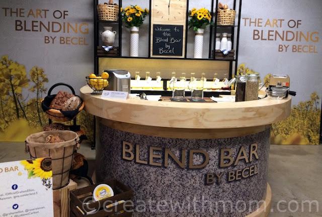 becel blend bar
