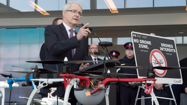 Canada already has a dominion inwards house when it regards to flying drones close their airports After Drone Hits Plane inwards Canada: Discover The New Law