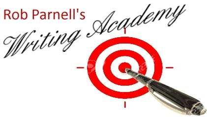 Rob Parnell's Writing Blog