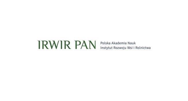 Instytut Rozwoju Wsi i Rolnictwa PAN - logo