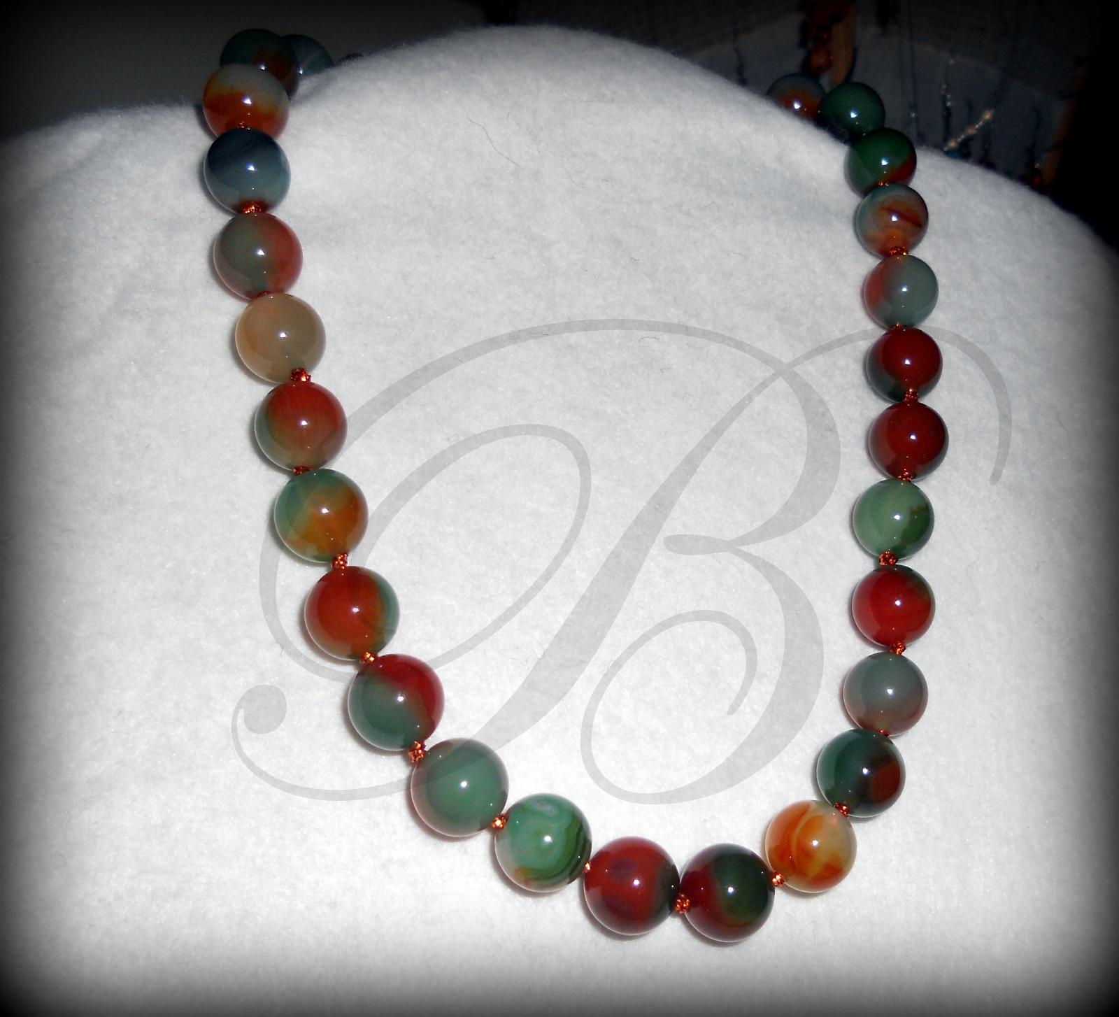abbastanza Le collane di Hippy (pietre dure) CD43