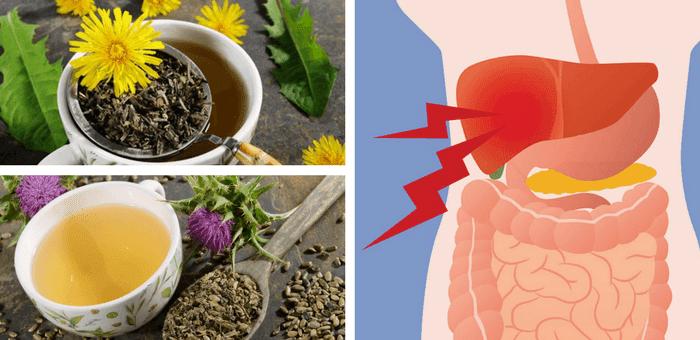 remedios para limpiar el hígado
