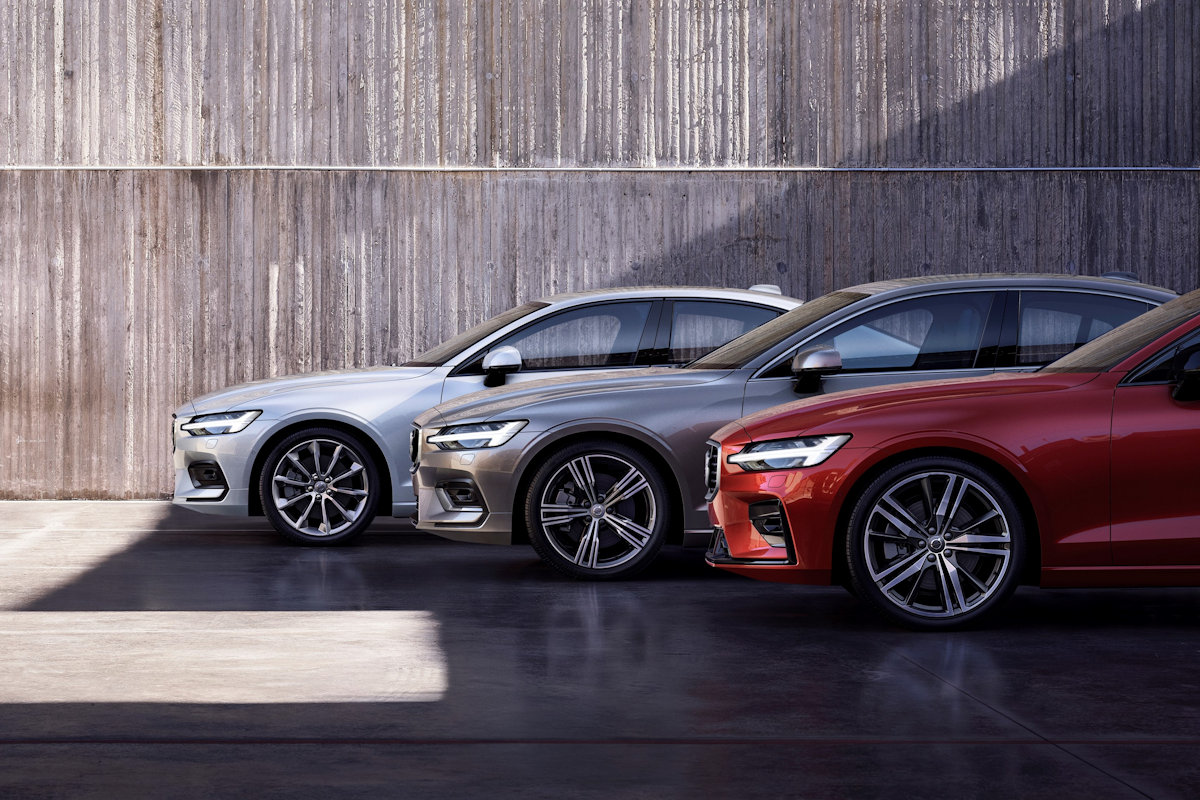 New Car Prices Used Cars For Sale Auto: Volvo Cars' Global Sales Up 15 Percent
