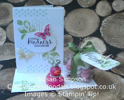 Stampin' Up! UK Independent  Demonstrator Susan Simpson, Craftyduckydoodah!, Kinda Eclectic, May 2017 Coffee & Cards Project, Supplies available 24/7 from my online store,