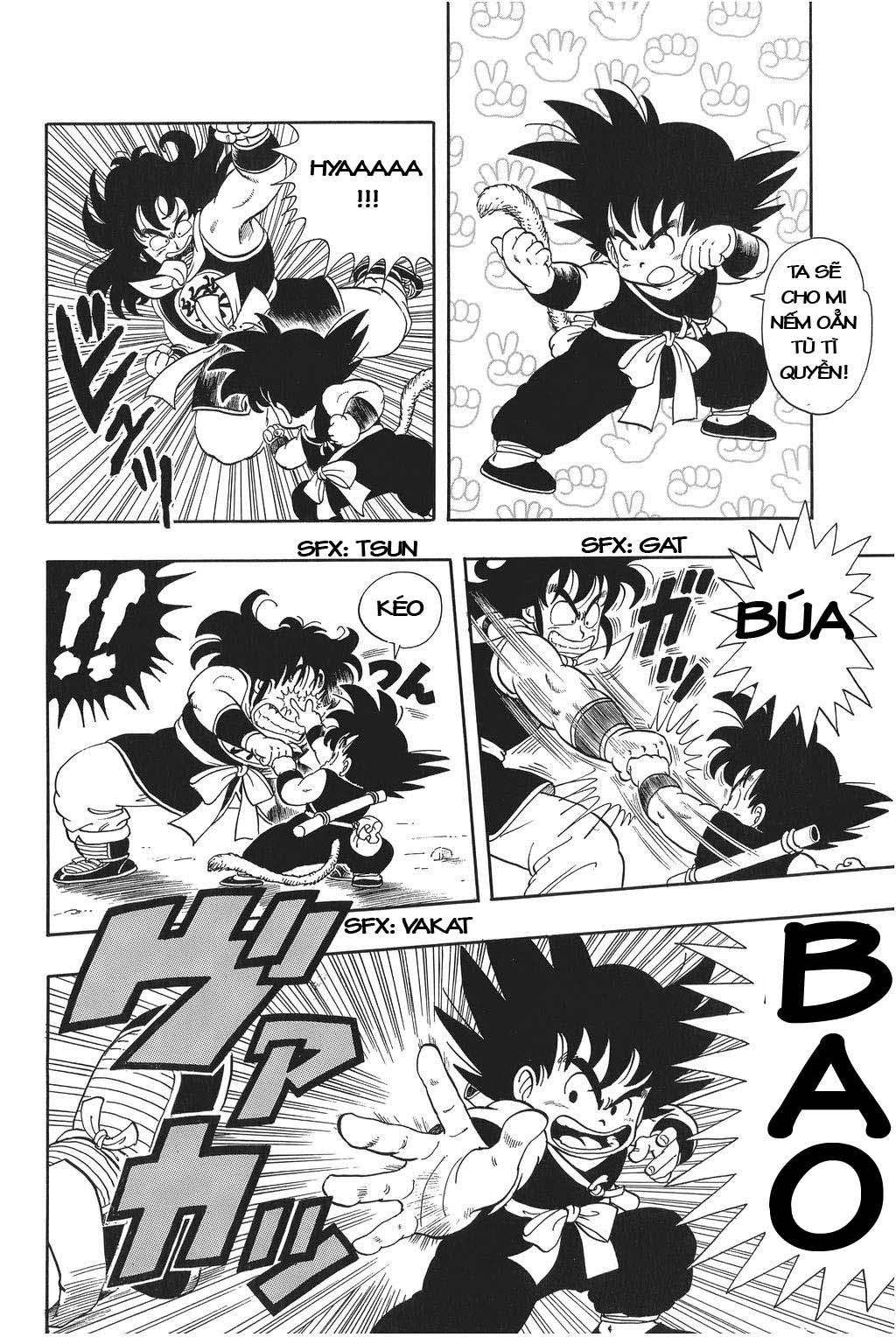 Dragon Ball chap 8 trang 12