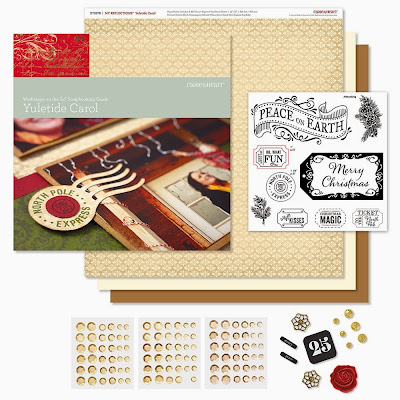 Workshops on the Go® Yuletide Carol Scrapbooking Kit