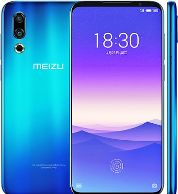 Meizu 16S- Full Phone Specifications