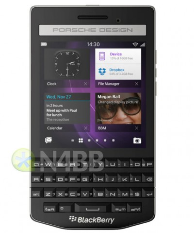 BlackBerry Porsche Design P'9983 Nongol