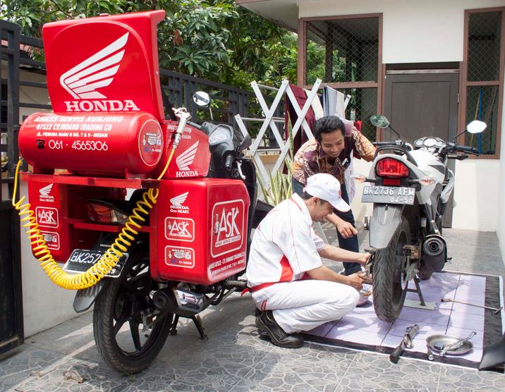 Harga Spare Part Dan Biaya Servis Honda Vario 150 Esp