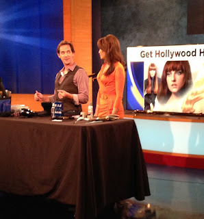 Billy Lowe shares Hollywood Hair Tips on Los Angeles news