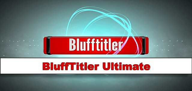 BluffTitler Ultimate 14.0.0.2  Full Version
